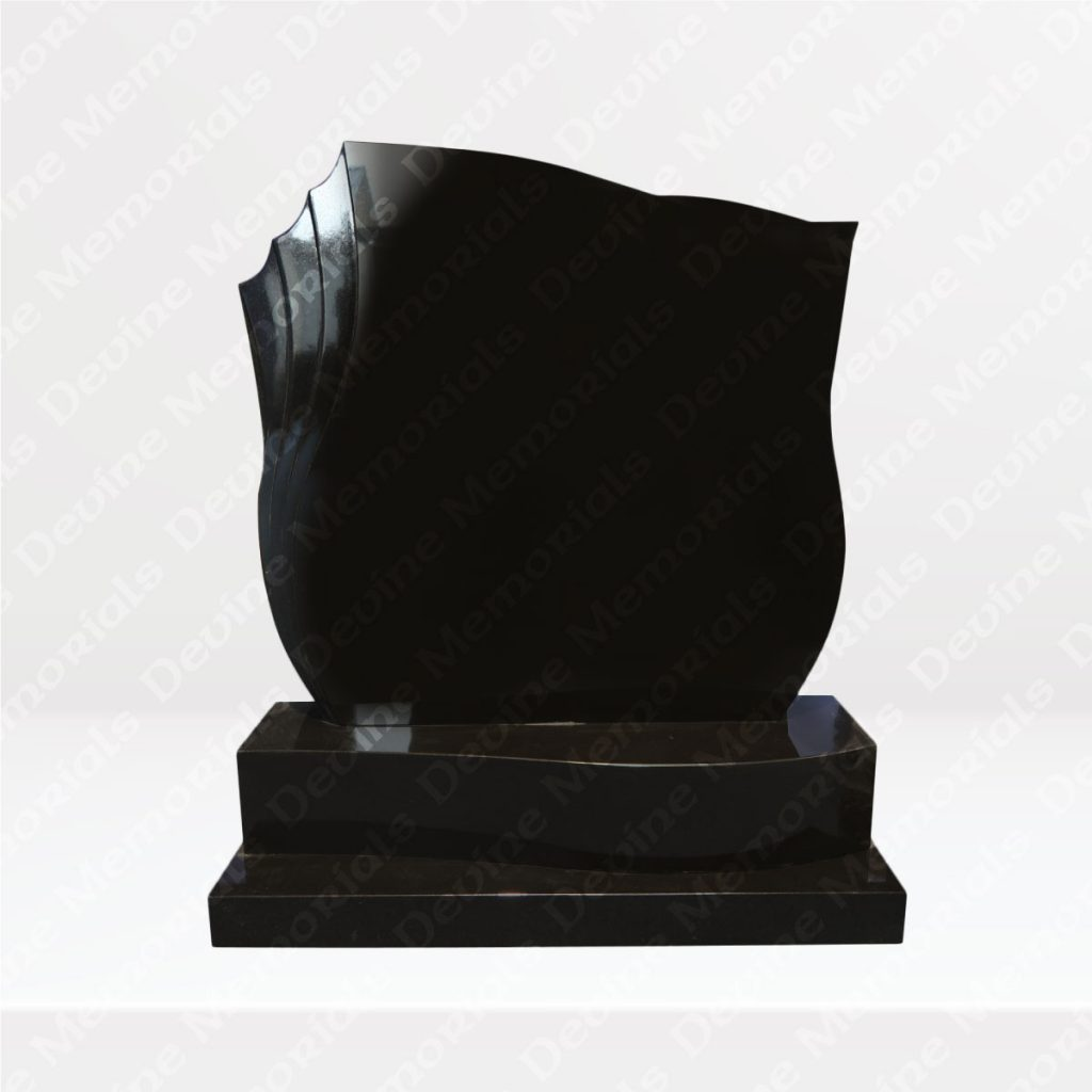 Contemporary Headstone