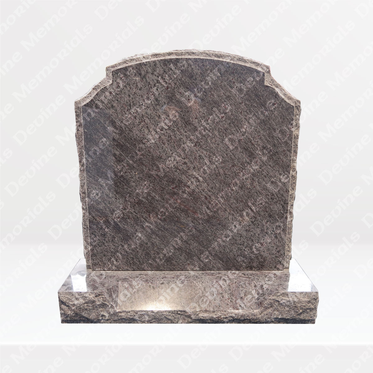 Rustic Headstone