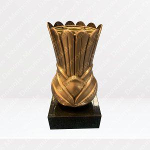 Bronze-Vase