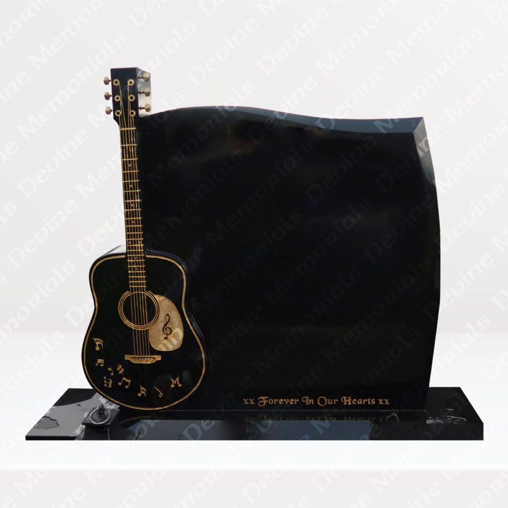 Bespoke Guitar Monument